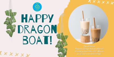 2021 Dragon Boat Festival Day off Notice