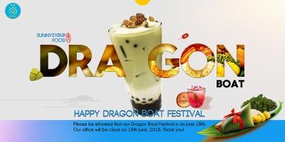 Dragon boat Festival ~