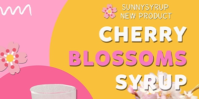 Cherry Blossoms Syrup
