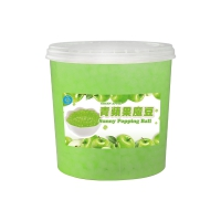 Green Apple Popping Boba