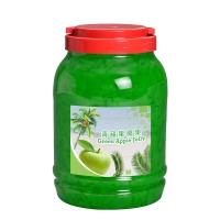 Green Apple Coconut Jelly