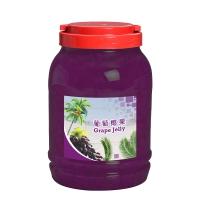 Grape Coconut Jelly