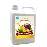 Premium Passion Fruit Concentrated Juice