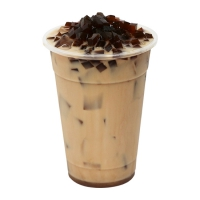 Ceylon Milk Tea with Coffee Jelly