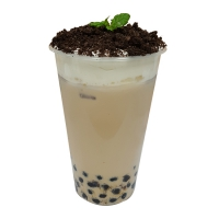 Cheese Cream Oreo Tapioca Pearl Milk Tea