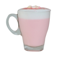 Cherry Blossoms Cream Milk